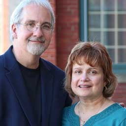 Mike and Janice Olszewski, authors of Cleveland TV Tales and Cleveland TV Tales Volume 2