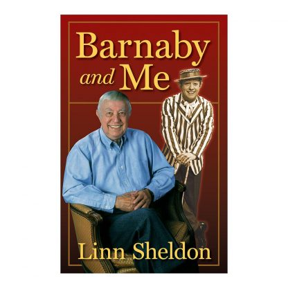 Barnaby and Me, by Linn Sheldon. Published by Gray & Company, Publishers. Front cover of book.