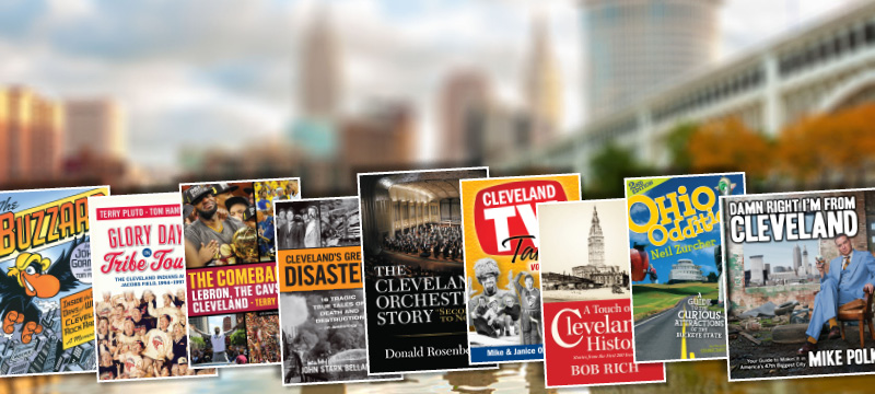 Books about Cleveland from Gray & Company, Publishers