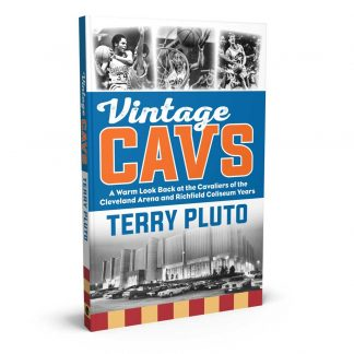 Image of the book Vintage Cavs by Terry Pluto