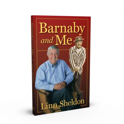 Barnaby and Me, a book by Linn Sheldon from Gray & Company, Publishers – front cover