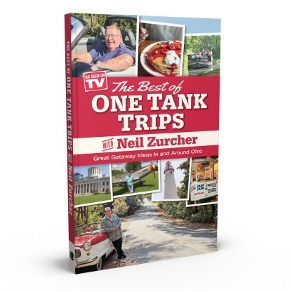 The Best of One Tank Trips: Great Getaway Idea In and Around Ohio, a book by Neil Zurcher from Gray & Company, Publishers – front cover