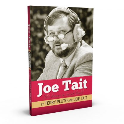 Joe Tait: It's Been a Real Ball: Stories from a Hall-of-Fame Sports Broadcasting Career, a book by Terry Pluto and Joe Tait from Gray & Company, Publishers – front cover