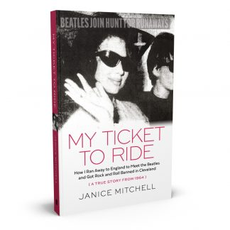 My Ticket to Ride, by Janice Mitchell
